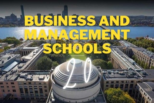 top Business and Management Schools