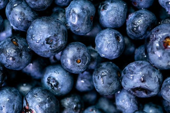 Blueberries to Improve Lung Health