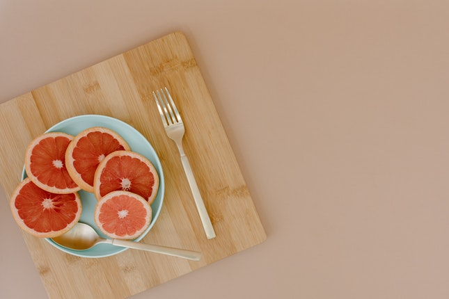 Grapefruit to Improve Lung Health