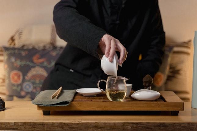 Green tea to Improve Lung Health